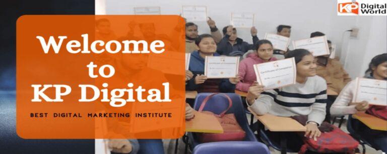 best digital marketing course in kanpur